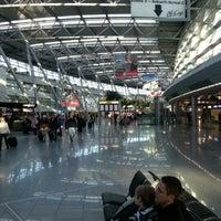 Photo taken at Düsseldorf Airport (DUS) by Ayhan A. on 1/11/2013