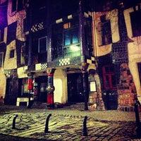 Photo taken at KUNST HAUS WIEN. Museum Hundertwasser by Sonja B. on 3/17/2013