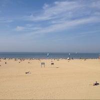 Photo taken at Scheveningse Strand by Lenka L. on 7/23/2013