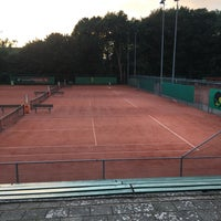 Photo taken at ETC Edese Tennis Club by Ruud K. on 10/3/2016