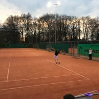 Photo taken at ETC Edese Tennis Club by Ruud K. on 3/31/2017