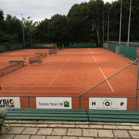Photo taken at ETC Edese Tennis Club by Ruud K. on 8/15/2017