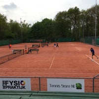 Photo taken at ETC Edese Tennis Club by Ruud K. on 5/7/2017