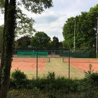 Photo taken at ETC Edese Tennis Club by Ruud K. on 5/22/2017