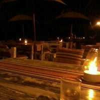 Photo taken at Beach Cafe by Charlotte J. on 12/18/2013