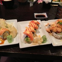 Photo taken at Bluefin Fusion Japanese Restaurant by Lee R. on 1/31/2013