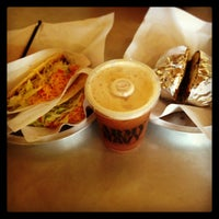 Photo taken at Army Navy Burger + Burrito by Leonard on 5/16/2013