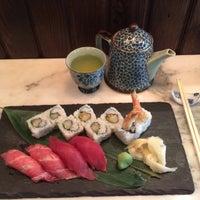 Photo taken at Naniwa Sushi & More by Rick N. on 9/11/2015