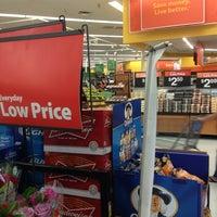 Photo taken at Walmart Supercenter by Greg on 8/19/2013