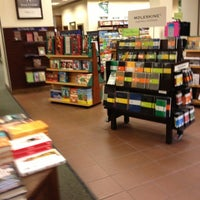 Photo taken at Barnes & Noble by Greg on 12/24/2012