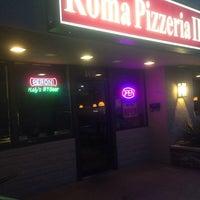 Photo taken at Roma II Pizzeria by Greg on 6/14/2014