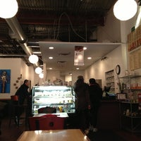 Photo taken at Sencha Tea Bar by Clarissa M. on 3/3/2013
