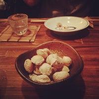 Photo taken at 和菜 れとろ by Yorifumi T. on 9/12/2013
