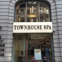 Photo taken at Townhouse Spa by S on 2/21/2015