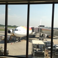 Photo taken at Check-in Iberia by Juan Carlos M. on 10/29/2012