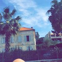 Photo taken at Hotel Le Mouillage by Stefanie C. on 4/10/2015