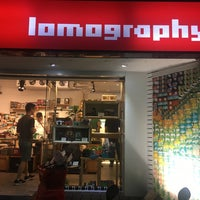 Photo taken at Lomography Gallery Store Taipei by Clement N. on 10/26/2017