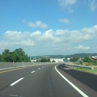 Photo taken at Pennsylvania Turnpike by Michele K. on 7/5/2013