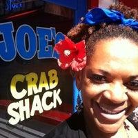Photo taken at Joe's Crab Shack by Sunshine ☀. on 3/3/2013