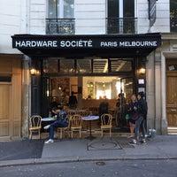 Снимок сделан в Hardware Société пользователем Max H. 9/25/2016