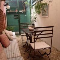 Photo taken at Brigadeiro Doceria & Café by Adriana L. on 12/9/2012