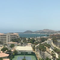 Photo taken at Hyatt Place Los Cabos by WorldTravelGuy on 6/25/2017