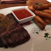 Photo taken at Golden Eagle Inn Restaurant by WorldTravelGuy on 5/22/2016