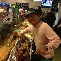 Photo taken at Sakura Japanese Restaurant by WorldTravelGuy on 12/24/2012