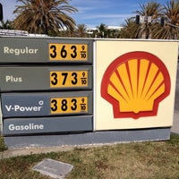 Photo taken at Shell by Karim on 1/31/2014