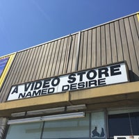 Photo taken at A Video Store Named Desire by WorldTravelGuy on 3/23/2015