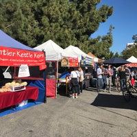 Photo taken at West LA Farmers Market by WorldTravelGuy on 1/29/2017