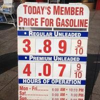 Photo taken at Costco Gasoline by Karim on 11/7/2012