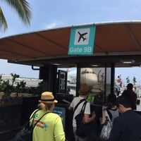 Photo taken at Gate 9 by WorldTravelGuy on 4/24/2015