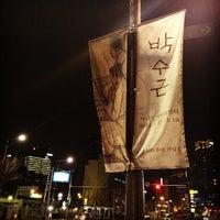 Photo taken at 안국역, 종로경찰서, 인사동 (01-295) by Yoon L. on 1/5/2014