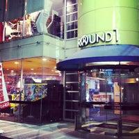 12/10/2012にLeo N.がラウンドワン 横浜駅西口店で撮った写真