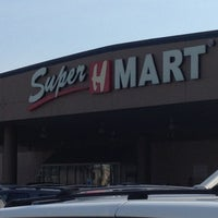 Photo taken at H Mart by Drew P. on 10/24/2012
