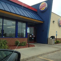 Photo taken at Burger King by Drew P. on 9/8/2013