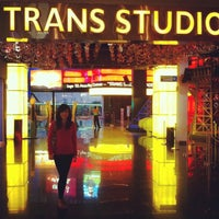 Photo taken at Trans Studio Bandung by Elvina G. on 3/1/2013