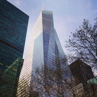 Photo taken at Bank of America Tower by Jonathan A. on 1/2/2013