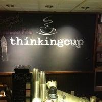 Foto scattata a Thinking Cup da D. R. il 11/11/2012