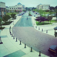 Photo taken at Voorhees Town Center by Armando M. on 6/10/2013