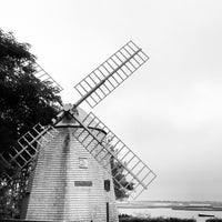 Photo taken at Judah Baker Windmill by Rene Juan d. on 9/1/2013