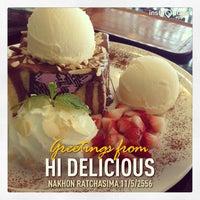 Photo taken at Hi Delicious by Kittiya K. on 5/11/2013