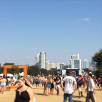 Photo taken at Austin City Limits Music Festival by Hé Ré A. on 10/13/2015