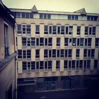 Das Foto wurde bei Cité Internationale des Arts von Ekaterina G. am 10/6/2013 aufgenommen
