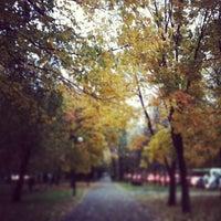 Photo taken at Страж-дерево (дуб) by Ekaterina G. on 9/30/2013