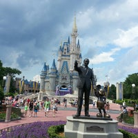 Photo taken at Magic Kingdom® Park by Gabriella A. on 5/24/2013