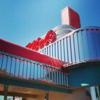 Photo taken at Mel's Diner by Jimmy K. on 3/4/2013