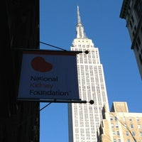 Photo taken at National Kidney Foundation by Jessica J. on 3/28/2013