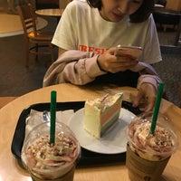 Photo taken at Starbucks by Pinrat L. on 11/8/2017